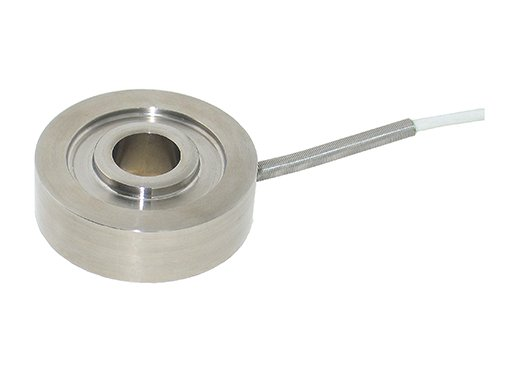 miniatur ring kraftsensor 8438 burster miniature ring load cell