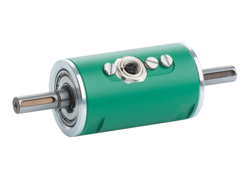 drehmomentsensor rotierend berührungslos übertragung mit runder welle mit vierkant 8645 8646 burster torque sensor rotating non contact transfer with round shaft with square ends